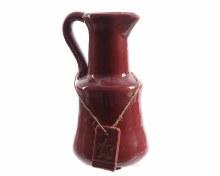 stoneware jar with stoneware