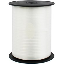 Curling Ribbon White (5mm x 500m)