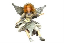 """12"""" Flower Fairy Taupe"""