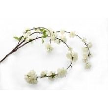 Large Cherry Blossom Spray Cream