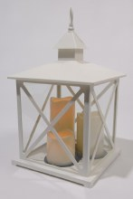 LED white plc lantern out bo