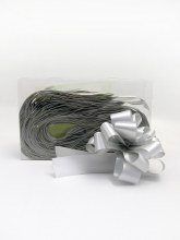 Pull Bow Silver 50mm
