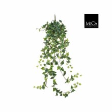 Artificial Ivy Hanging Green Variegated 129cm