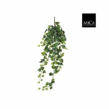 Artificial Ivy Hanging Green Variegated 86cm