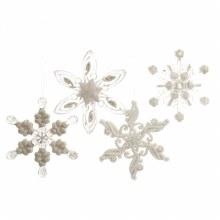 plc snowflake w hanger 12ass