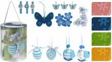 Easter Decoration Set of 18 Assorted