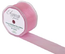 Finesse Wired Ribbon 50mm Fash