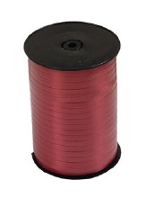 Curling Ribbon Burgundy (5mm x 500m)
