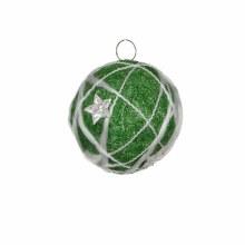 ORNAMENT BALL D12 GREEN