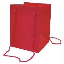 Hand Tie Bag Red (19x25cm)