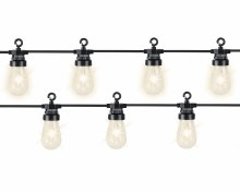 LED clear bulb l ext. set out