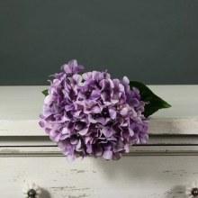Artificial Hydrangea Tintagel Lilac