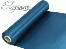 Eleganza satin fabric (29cm x 20m/Teal)