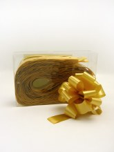 Pull Bow 30mm Gold (x30)