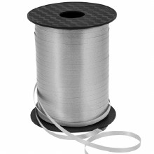 Curling Ribbon Silver (5mm x 500mm)