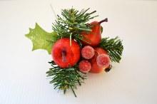 "7 "" Pick w.Apple Pear Berries"