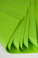 "20 X 30"" Lime Green Tissue x240"