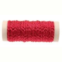 Bullion Wire - Raspberry