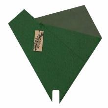 Sleeve Handmade 50x53cm Green