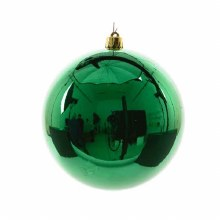 Baubles 14cm (x1) Green