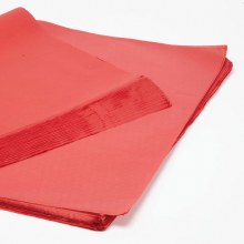 Tissue paper sheets (760mm x 510mm/Scarlet)