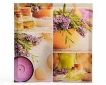canvas painting lavender
