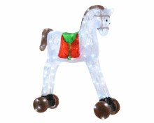 LED acrylic toy horse out GB