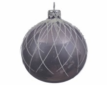 gl deco bauble curved top line