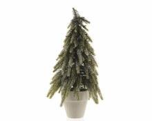 PE mini tree in paper planter 34cm
