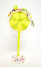 Standing Lollipops Green & Yel