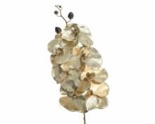 artif lthr orchid on stem