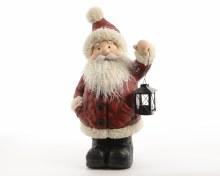 polymagnesium Santa with fur