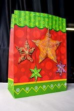 Ex Large Christmas Bags Star