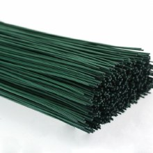 Green Stub Wire 18SWG (30cmx1.25mm) 2.5kg