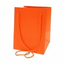 Hand Tie Bag Orange (19x25cm)