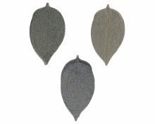 iron leaf frost w hanger 3clas
