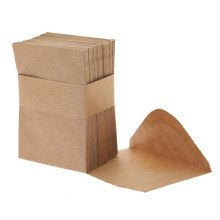 Envelope Small Brown