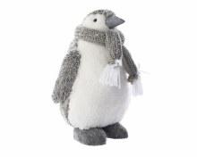 foam penguin w cotton body
