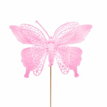Pick Butterfly Max Pink (16x50cm)