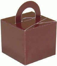 Balloon Weight Box Brown
