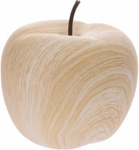 Apple porcelain (15x12cm/Cream)