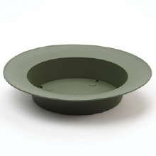 Designer Bowl Round Dark Green