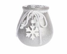 gl tlighth w powder snowflake