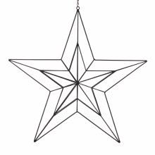 ORNAMENT STAR L58W11.5H111.5 B