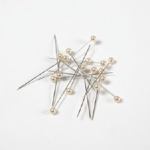 Pearl Pin 4mm Ivory
