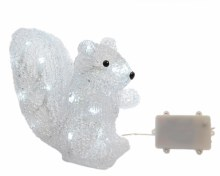 LED acrylic squirrel out bo