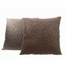 Pes cushion faux fur