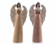 pol angel standing wood 2colas