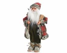 pes Santa standing w check