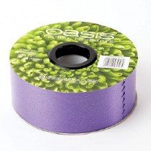 Poly Ribbon Satin Purple